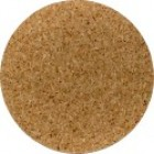 "1/2"" Self-Adhesive Cork Discs - Roll of 1000"
