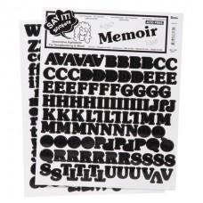 Alphabet Stickers - Large