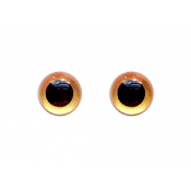 CeramiCritter Eyes - Gold (15 mm)