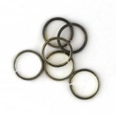 Large Silver Jump Ring (6 pack)