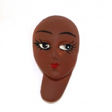 Friendly Plastic Face - Dark