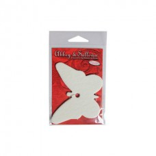Unscented Air Freshener Paper - Butterfly (6 pc.)