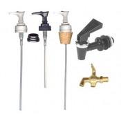 Shaker Caps & Dispenser Pumps