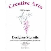 Designer Stencils Catalog - First Edition