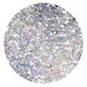 Water Globe Snowflakes - Iridescent Glitter