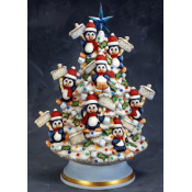 Penguin Tree Mold