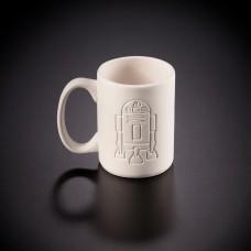 Classic Star Wars Mug Bisque