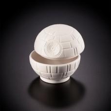 Death Star Box Bisque
