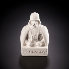 Darth Vader Bust Bank Bisque