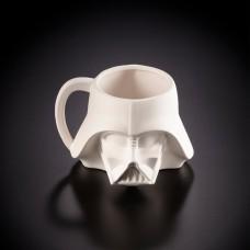 Darth Vader Helmet Mug Bisque