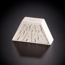 Star Wars Logo Bisque