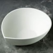 Large Teardrop Bowl bisque case (bisque blowout special)
