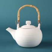 Hand-Thrown Teapot bisque case (bisque blowout special)