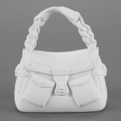 Hollywood Hills Handbag Box bisque