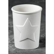 Pop Star Party Cup bisque