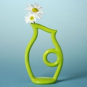 Contempo Outline Vase bisque case (bisque blowout special)