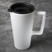 Travel Mug 1 bisque