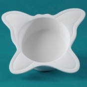 Butterfly Bowl bisque case (bisque blowout special)