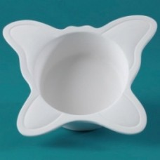 Duncan 29864 Butterfly Bowl Bisque (Case)