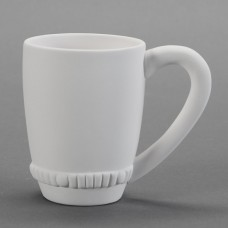 Duncan 32931 Dotted Mug bisque (discontinued)