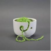 Yarn Bowl bisque
