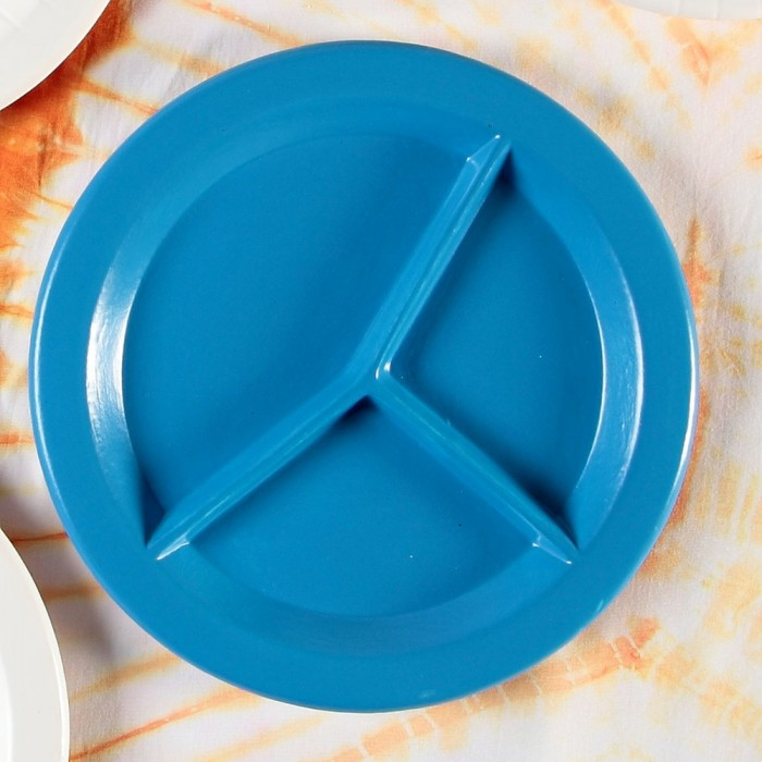 3 compartment paper plate bisque discontinued