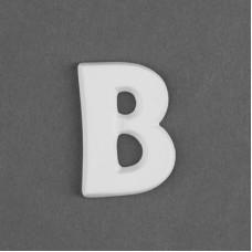 Duncan 35390 Letter B Embellie Bisque