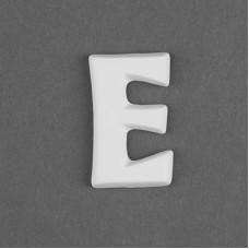 Duncan 35393 Letter E Embellie Bisque
