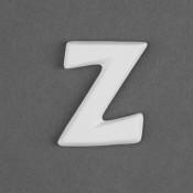 Letter Z Embellie bisque
