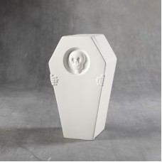 Duncan 35958C Coffin Box Bisque (Case)