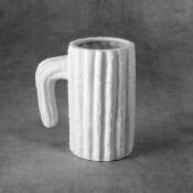 Cactus Mug bisque