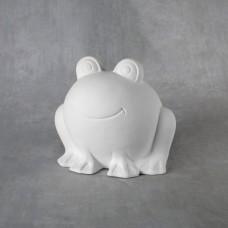 Duncan 38171 Large Hoppy The Frog Bank Bisque (Case)