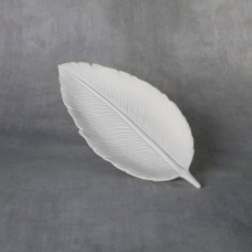Duncan 38245 Feather Dish Bisque