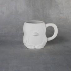 Duncan 38259 Penguin Mug Bisque