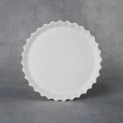 Bottle Cap Plate bisque (case)