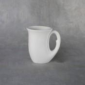 Horn Mug 12 oz. bisque (case)