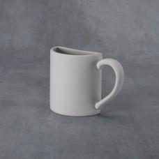 Duncan 38406 1/2 Mug (12oz) Bisque (Case)