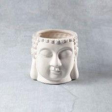 Duncan 40652 Buddha Planter Bisque