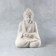 Duncan 40653 Sitting Buddha Bisque