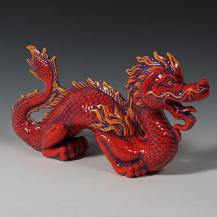 Mayco CD-1359 Asian Dragon (Set, 2 Molds)