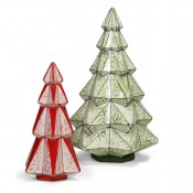 Stamped Faceted Trees
