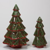 Crystal Faceted Trees