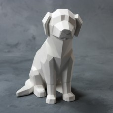 Mayco CD-1516 Faceted Dog Mold