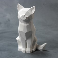 Mayco CD-1517 Faceted Cat Mold