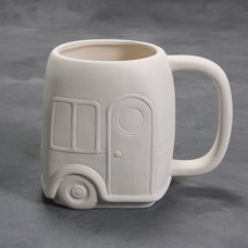 Mayco MB-1541 Camper Mug bisque