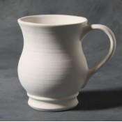 Lisa Mug stoneware bisque