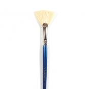 Acrylic Stiff Fan Brush - Size 4