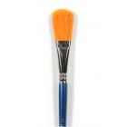 """Oval Glaze Mop Brush - 3/4"""""""