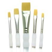 Soft Grip Brush Sets