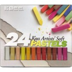 24 pc. Koss chalk kit